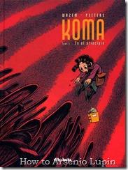 Koma #6 - página 1