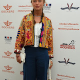 OIC - ENTSIMAGES.COM - lady Amelia Windsor at the Dockers Flannels for Hero's Charity cricket match and Garden party Chelsea London 19th June 2015  Photo Mobis Photos/OIC 0203 174 1069