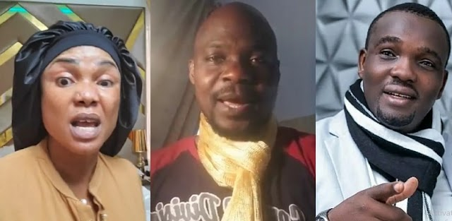 'I forgive you of all hurts done to me' Actor Yomi Fabiyi reaches out to Iyabo Ojo days after the release of Baba Ijesha