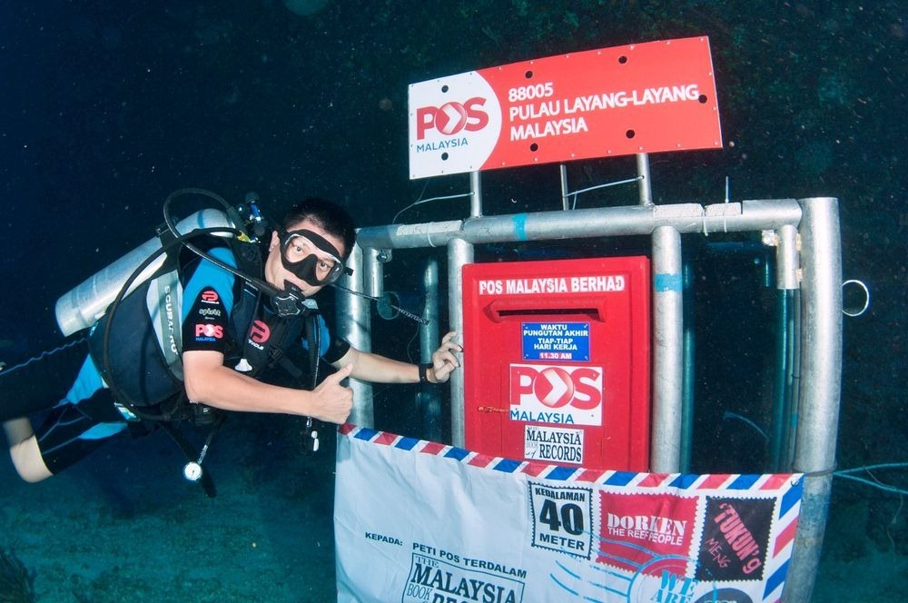 malaysia-underwater-postbox