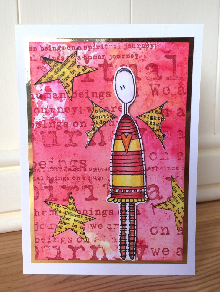 Craft Stamper October
