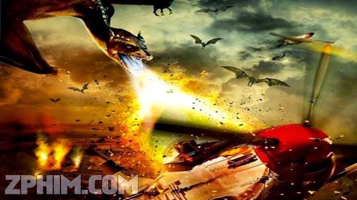 Ảnh trong phim Vũ Khí Rồng Lửa - P-51 Dragon Fighter 1