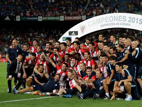 Supercopa España 2015
