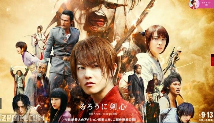 Ảnh trong phim Đại Hỏa Kyoto - Rurouni Kenshin: Kyoto Inferno 1