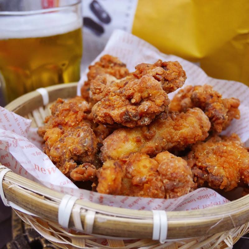 一雞兩吃(下集) 唐揚炸雞 Karaage Chicken 【老娘的草根飯堂】