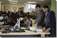 November 25, 2013 / Rutgers Camden / LEAP academy mentoring program / Photo by Bob Laramie