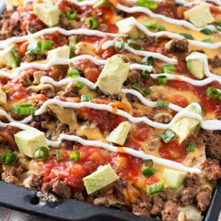 Loaded Nachos.