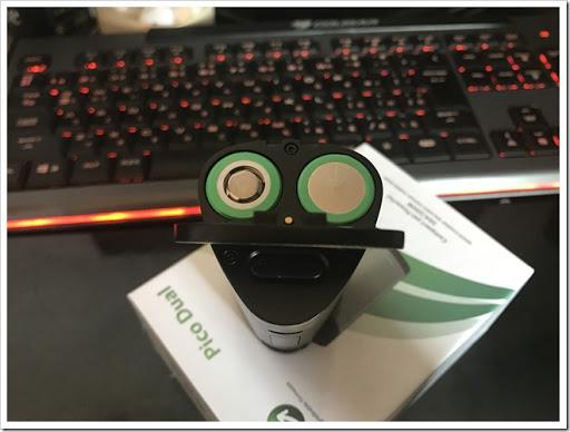 IMG 1551 thumb%25255B2%25255D - 【MOD】Eleaf Pico Dual 200Wレビュー!コンパクトパワー&Picoの使い心地が嬉しい初心者オススメハイワッテージMOD!【Pico】