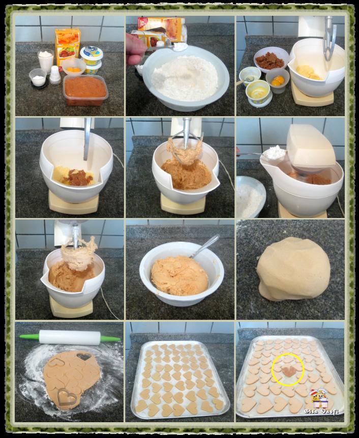 Biscoitos bem-casados com massa de doce de leite 3