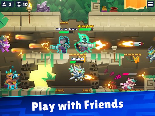 Bullet League - Battle Royale 2020.9.125 screenshots 19