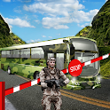 Drive Army Check Post Bus icon