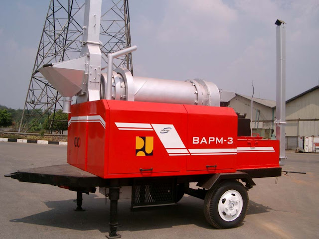 Asphalt Patch Mixer