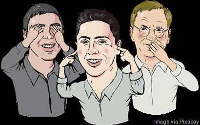 Google-leaders