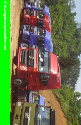 Hình 1: Nhập khẩu ôtô Trung Quốc tăng gấp 4 lần