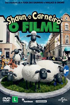 Capa Shaun: O Carneiro: O filme Torrent