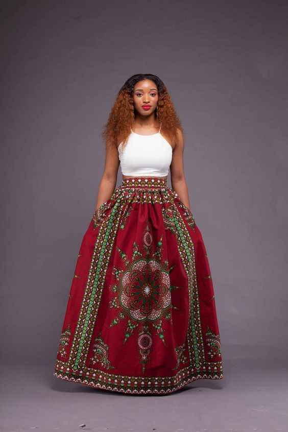 Latest Ankara Styles For Woman In 2018 3