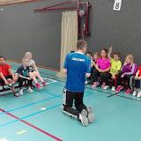 Schoolkorfbal groepen 3 en 4