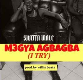[Music] Shatta Wale – M3gya Agbagba ( I Try )