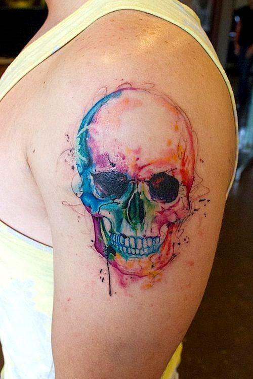 aquarela_do_crnio_tatuagem