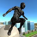 Super Hero Rope Crime City icon