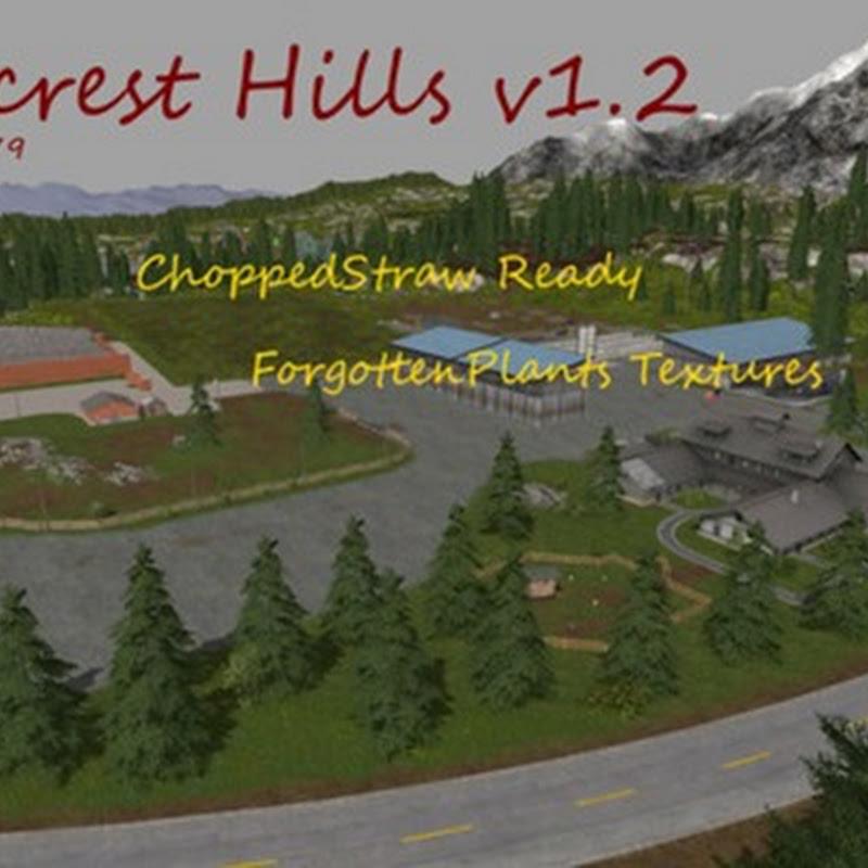 Farming simulator 2017 - Goldcrest Hills V 1.2