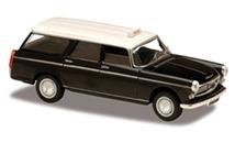 143106 Peugeot 404 break Taxi 1964
