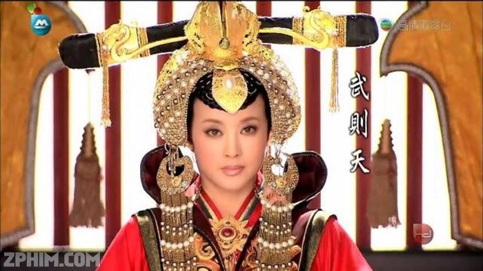 Ảnh trong phim Nhật Nguyệt Lăng Không - The Shadow of Empress Wu 2