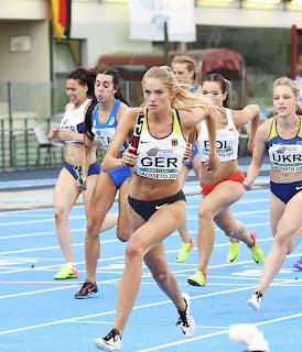 Alica Schmidt,400m-Läuferin,U-20-Europameisterschaft,Leichtathletik,Grosseto/ITA,20.-23.07.2017 ,Copyright:Iris Hensel,Allensteiner Strasse 13,21337 Lüneburg,0160-96889439,fotoiris@iris-hensel.com