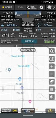 تطبيقات الارتفاع Der Altimeter Ler