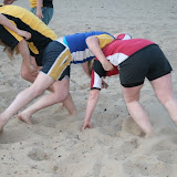Dames Beach training (28-05-10)