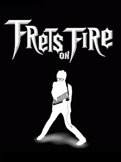 Frets on fire — клон guitar hero в котором игрок