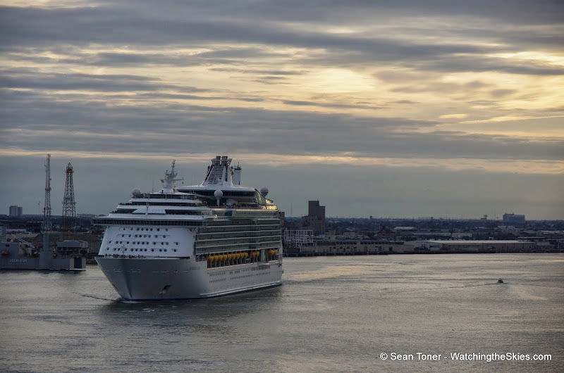 12-29-13 Western Caribbean Cruise - Day 1 - Galveston, TX - IMGP0686.JPG