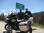 Joe and Bill (Vail Pass)