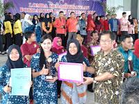 Rembang Meraih Juara 1 Lomba Kepariwisataan Jawa Tengah Tahun 2016