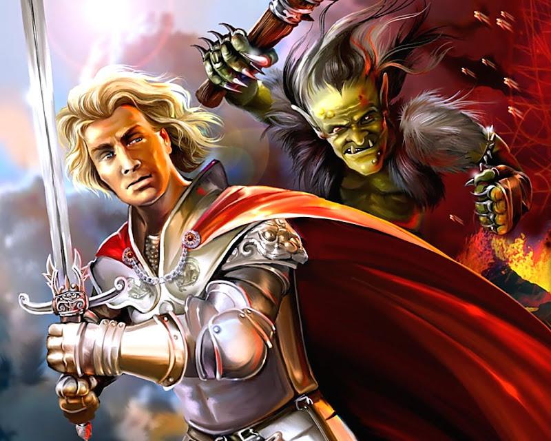 Life Of Magical Butcher, Magick Warriors 3