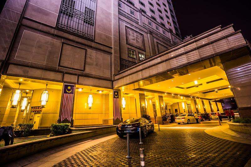 クアラルンプール マンダリンオリエンタル ホテル1
