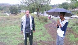 جمال وعمار في غابات سالورا