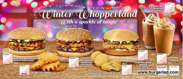 Burger King Smokey Mountain Whopper
