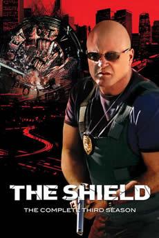 Baixar Série The Shield Acima da Lei 3ª Temporada Torrent Grátis