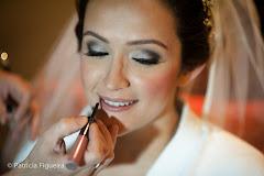 Foto 0253. Marcadores: 30/07/2011, Casamento Daniela e Andre, Eduardo Jonata, Fotos de Maquiagem, Maquiagem, Maquiagem de Noiva, Rio de Janeiro