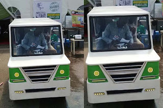 First Made-in-Nigeria hybrid vehicle