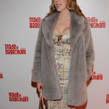 WWW.ENTSIMAGES.COM -    Katherine Ryan    arriving at     Made In Dagenham - press night at Adelphi Theatre London November 5th 2014Comedy musical based on the hit British film.                                                  Photo Mobis Photos/OIC 0203 174 1069