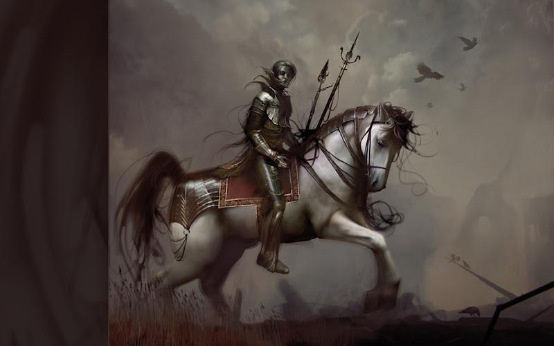Hors Battle, Warriors