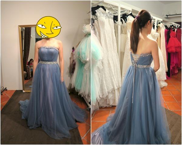 城市花園婚禮工坊 高雄自助婚紗 - 拍婚紗照之禮服挑選 (4)