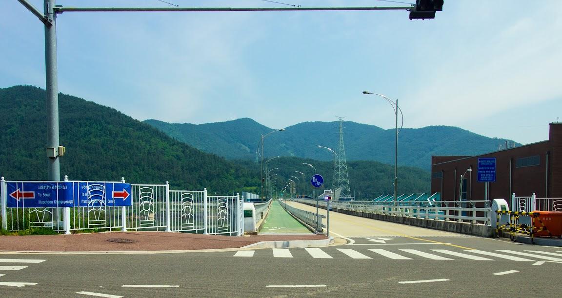 Велопутешествие от Сеула до Пусана. Май 2016.