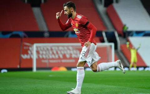 Man United Thumps Four Past Istanbul Basaksehir , As Bruno Nets Brace