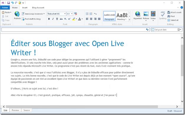 2015-12-29 11_50_36-Éditer sous Blogger avec Open Live Writer ! - Open Live Writer