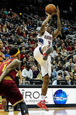 wearing brons nba soldier6 lou williams 01 Wearing Brons: Cavs and Bledsoes new Soldier 6 PEs and More!