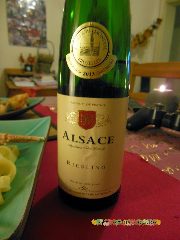 Alsace White Wine