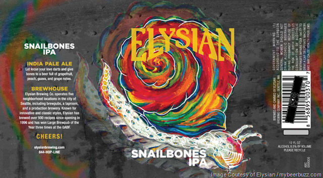 Elysian Brewing Snailbones IPA Coming To Cans